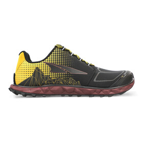 Altra Superior 4.5 Running Shoes Men, yellow/port